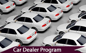 Online Car Dealer Program